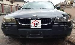 Very Clean Nigerian used BMW X3 2003
