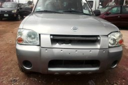 Foreign Used 2003 Nissan Frontier Automatic