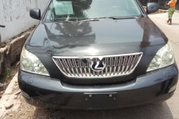Foreign Used 2007 Lexus RX Automatic