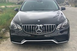 Neat Foreign used 2015 Mercedes-Benz E350