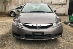 Foreign USed 2009 Honda Civic Automatic