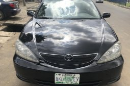 Super Clean Nigerian used Toyota Camry 2003