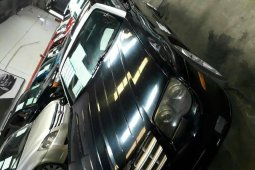 Nigeria Used Chrysler Crossfire 2004 Model Black