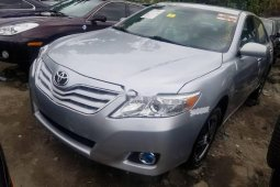 Silver Tokunbo Toyota Camry 2008 Model