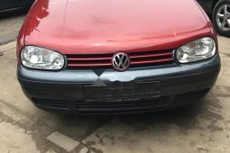 Foreign Used Volkswagen Golf 2004 Model