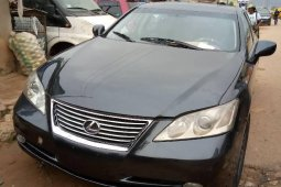 Well Maintained Nigerian used 2008 Lexus ES