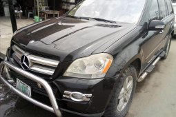 Nigeria Used Mercedes-Benz GL-Class 2007 Model