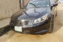 Neat Nigerian used Honda Accord 2008