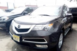 Foreign Used Acura MDX 2010 Model