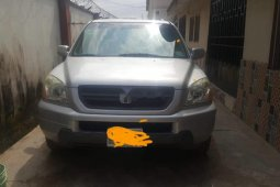 Well Maintained Nigerian used 2003 Honda Pilot