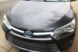 Foreign Used Toyota Camry 2015 Model Grey