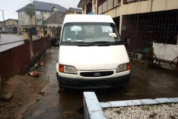 Foreign Used Ford Transit 1999 Model White