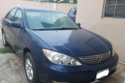 Very Clean Nigerian used 2006 Toyota Camry