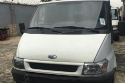 Foreign Used Ford Transit 2005 Model White