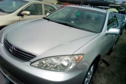 Foreign Used 2006 Toyota Camry for sale