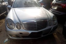 Foreign Used Mercedes-Benz E350 2007 Model