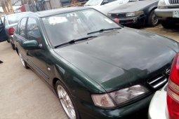 Nigeria Used Nissan Primera 2002 Model Green