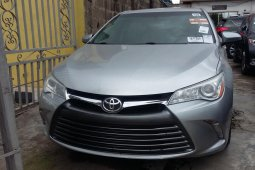 Foreign Used Toyota Camry 2015