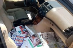 Foreign Used 2003 Honda Accord for sale in Lagos