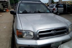 Nigerian Used 2003 Nissan Pathfinder for sale in Lagos