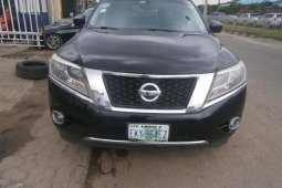 Super Clean Nigerian used Nissan Pathfinder 2014