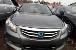 Foreign Used 2009 Honda Accord for sale in Lagos