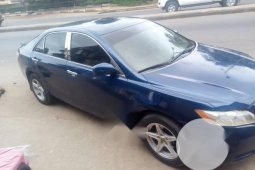 Toyota Camry 2008 Blue