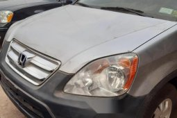 Very Clean Foreign used Honda CR-V 2005 2.0i ES