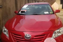 Very Clean Foreign used Toyota Camry 2009
