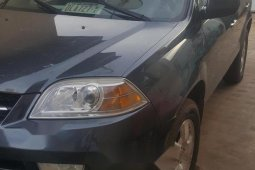 Foreign Used Acura MDX 2005 Model Grey