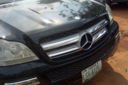Nigeria Used Mercedes-Benz GL 450 Class 2008 Model Black