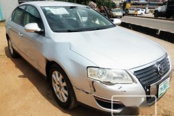 Nigeria Used Volkswagen Passat 2007 Model Silver