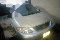 Nigeria Used Mazda MPV 2002 2.3 Grey