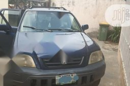 Nigeria Used Honda CR-V 2000 Blue