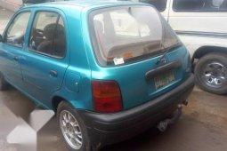 Nigeria Used Nissan Micra 2000 Blue