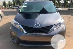 Foreign Used Toyota Sienna 2011 XLE 7 Passenger Gray