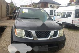 Foreign Used Nissan Xterra 2005 Automatic Black