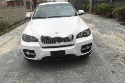 Clean Nigerian used BMW X6 2010
