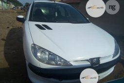 Very Clean Nigeria Used Peugeot 206 2004 Model