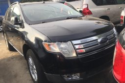 Neat Foreign used Ford Edge 2008