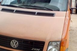 Tokunbo Volkswagen LT 2002 Petrol 2002 Model Yellow