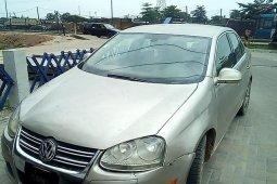 Neat Nigerian used Volkswagen Jetta 2005