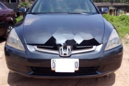 Nigerian Used Honda Accord 2005 Petrol