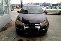 Nigeria Used Volkswagen Jetta 2007 Model Black
