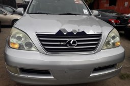 Tokunbo Lexus GX 2007 Model Grey