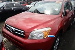 Neat Foreign used Toyota RAV4 2008