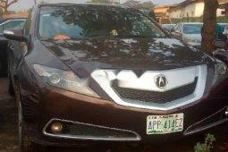 Nigeria Used  Acura ZDX 2011 Model Brown