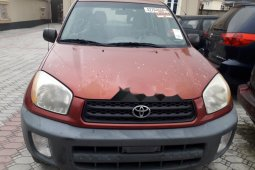 Very Clean Foreign used 2003 Toyota RAV4