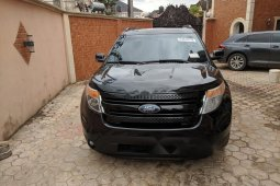 Foreign Used Ford Explorer 2013 Automatic