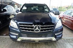 Foreign Used 2012 Mercedes-Benz ML350 for sale